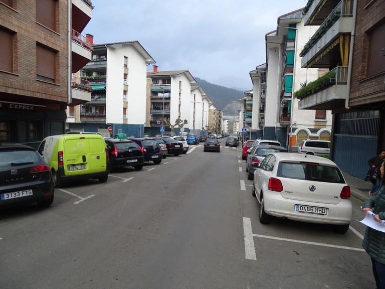 153 votos y 82 propuestas ciudadanas al proyecto de reurbanización de la calle Santakurtz