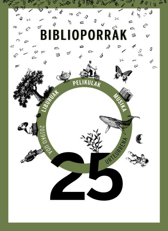 25 años de Biblioporrak