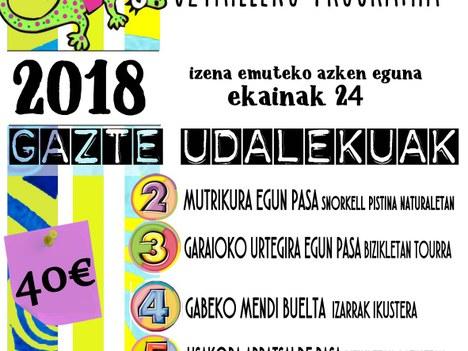Abierta la inscripción para UDAERO 2018