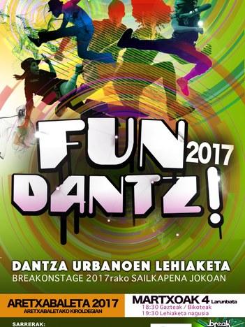 Fun Dantz 2017!