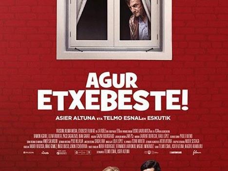 """""""Agur Etxebeste!"""" abrirá en noviembre la nueva temporada de cine en Arkupe"""