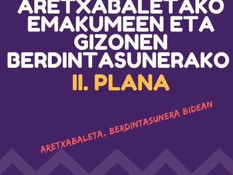 Comienza el proceso de diseño del II plan de igualdad entre mujeres y hombres de Aretxabaleta