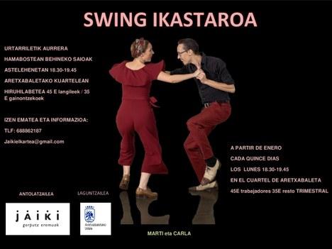 Curso de Swing