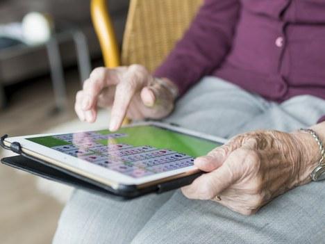 Taller de prevención y estimulación para personas mayores
