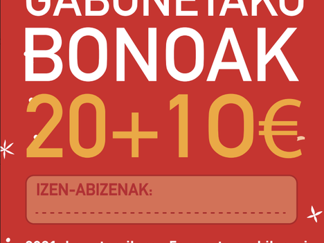 El lunes se ponen a la venta los bonos '20+10' para estimular el consumo local