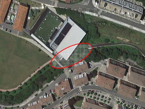 El paseo de Aretxabaleta llegará hasta el Polideportivo Ibarra