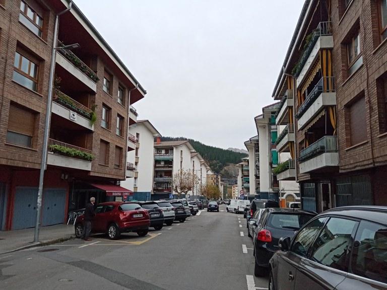 En 2020 se dará inicio a la obra para reurbanizar la calle Santa Kurtz