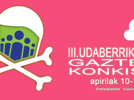 III. UDABERRIKO GAZTEKONKIS