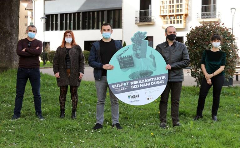 La décima edición del concurso de spots en euskera, Euspot, ya está en marcha