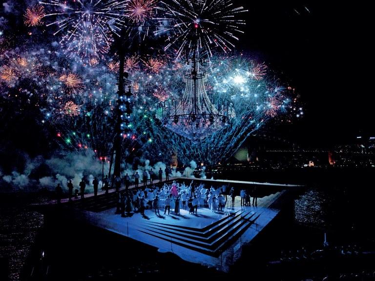 La Opera La Traviata llega a Aretxabaleta