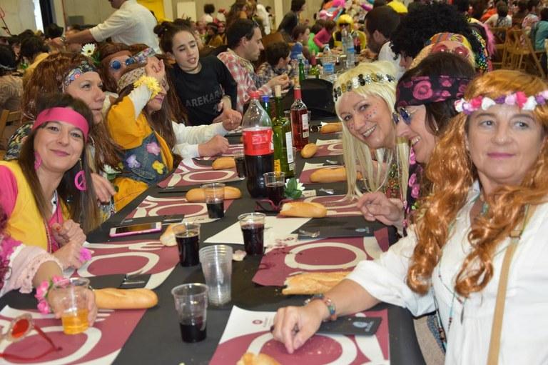 Los tickets para la comida popular de Carnavales se pondrán a la venta el 13 de enero