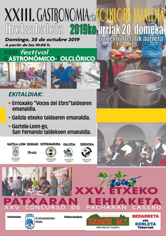 XXV Concurso de pacharán casero