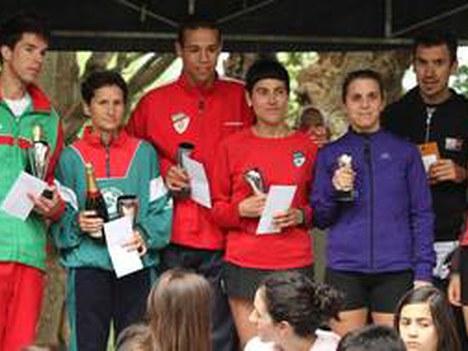 Yerai Varela y Rosi Talavera ganadores del XXXIII cross de Otala  Otala Zelai