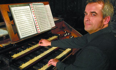 Concierto de órgano: Aitor Olea Juaristi