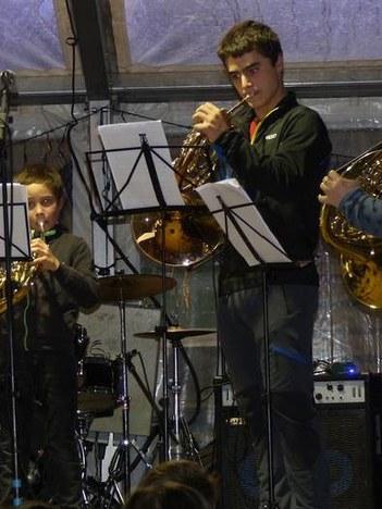Concierto Navideño de Leizarra Musika Eskola