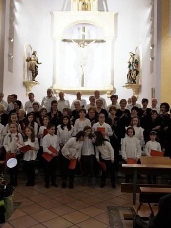 Coro de Aretxabaleta: Concierto de Navidad