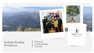 """Elkar Hezten Plataforma: """"Construyendo puentes"""""""
