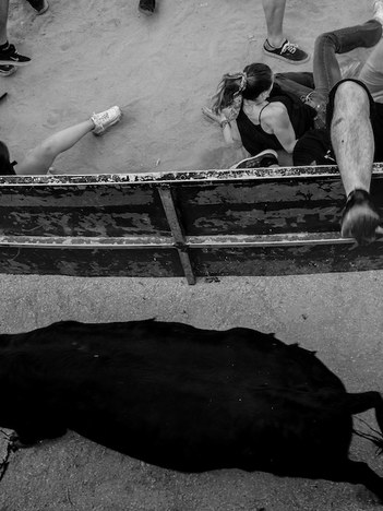 Fotografías en blanco y negro de ArtGazki taldea
