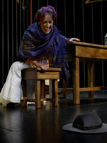"""Iris teatro: """"Frida"""""""