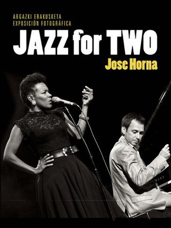 """José Horna: """"Jazz for two"""""""