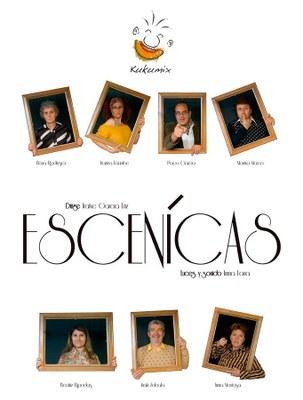 "Kukumix teatro: ""Escénicas"""