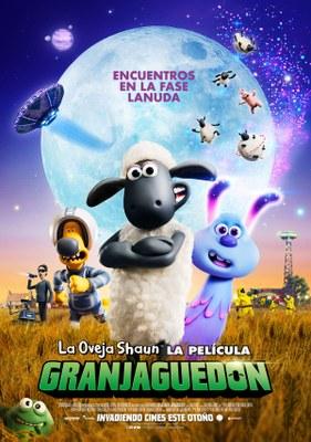 La oveja Shaun: Granjaguedón