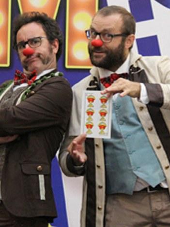 """Magi Klown 2: """"Erre produkzioak"""""""