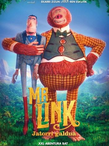 Mr. Link jatorri  galdua