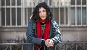 """Nerea Barjola: """"Microfísica sexista del poder"""""""
