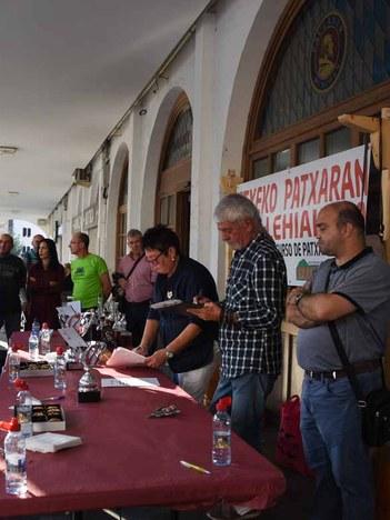 XXIII.Festival de Folclore y Gastronomía / XV. Concurso de pacharán casero