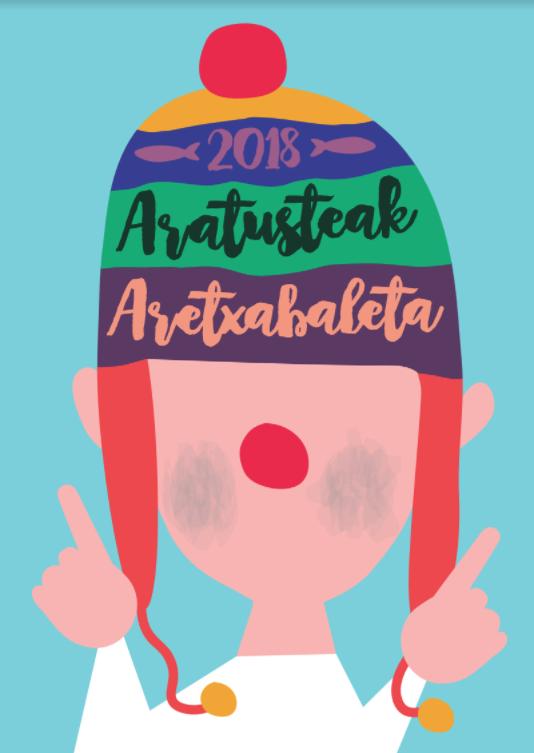 2019ko Aratusteak iragartzeko kartel lehiaketa