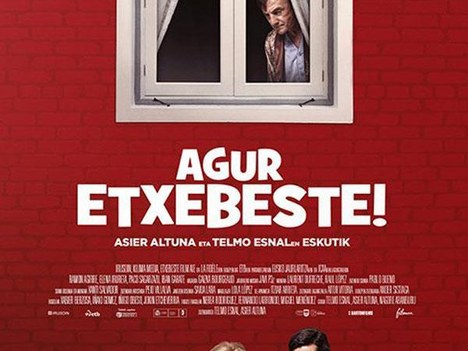 """""""Agur Etxebeste!"""" filmak zine denboraldi berria irekiko du"""