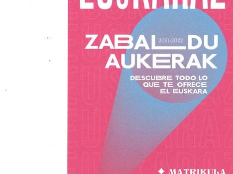 Udal Euskaltegian 2021-22 ikasturterako izena emateko epea zabalik