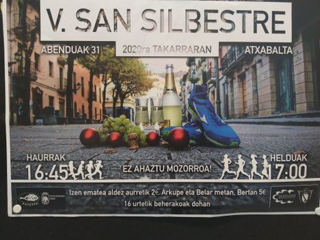 San Silbestre 2019