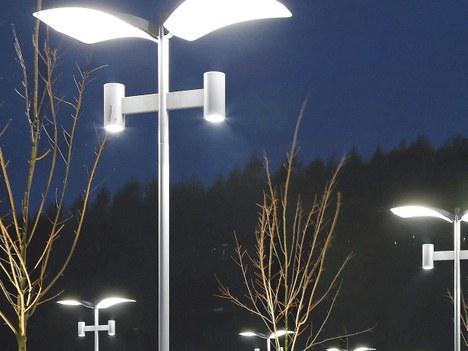 Udalak 407 Led luminaria berri jarri ditu urtean argindarraren %76,09a aurrezteko