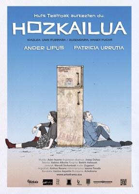 """Artedrama: """"Hozkailua"""""""