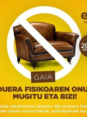 Euspot: Euskarazko spot lehiaketaren sari banaketa ekitaldia