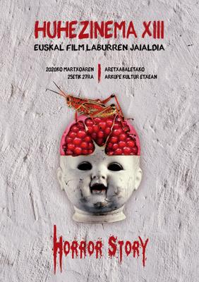 Huhezinemaren XVIII. Euskal film laburren jaialdia