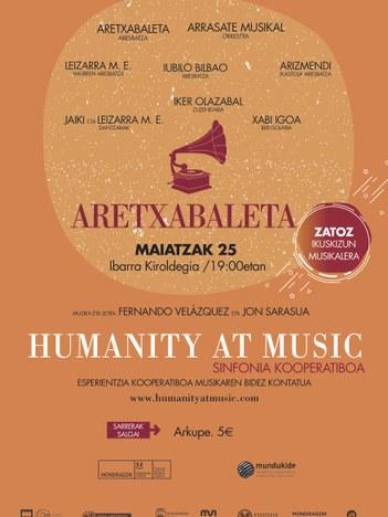 "Humanity at music ""Sinfonia kooperatiboa"""