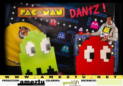 PAC-Man: Haurrentzako dantzaldia