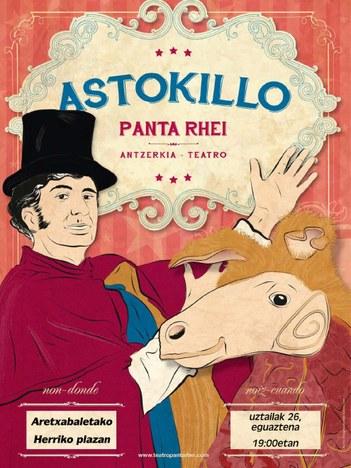 """PANTA RHEI: """"Astokillo"""""""