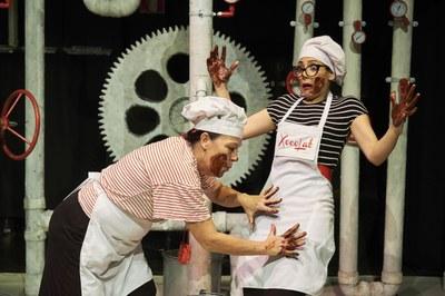 """Teatro Paraiso: """"Xocolat"""""""