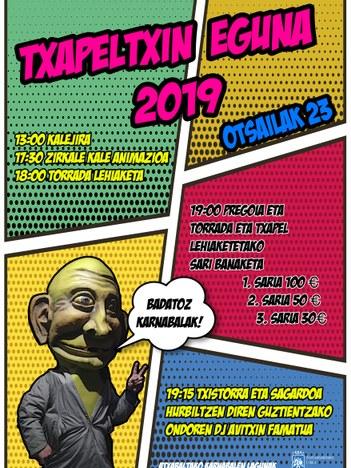 TxapelTxin eguna 2019
