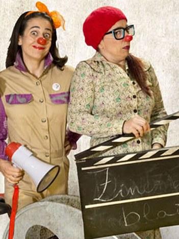 "Zirika zirkus: ""Zinemaz blai"""